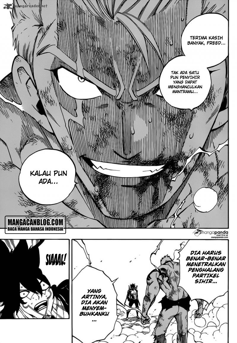 Fairy Tail: Chapter 473.0 - Page 14