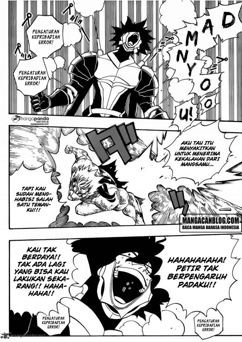 Fairy Tail: Chapter 473.0 - Page 15