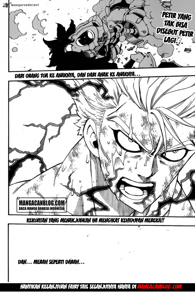 Fairy Tail: Chapter 473.0 - Page 20