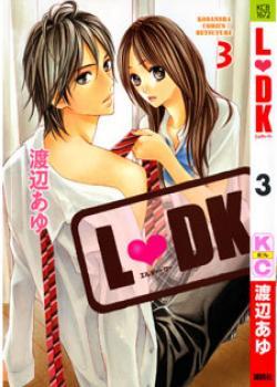 Komik Manga L DK Bahasa Indonesia