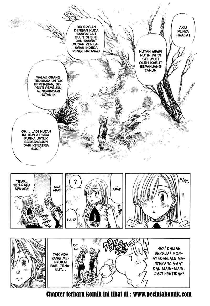 Nanatsu No Taizai: Chapter 4 - Page 5
