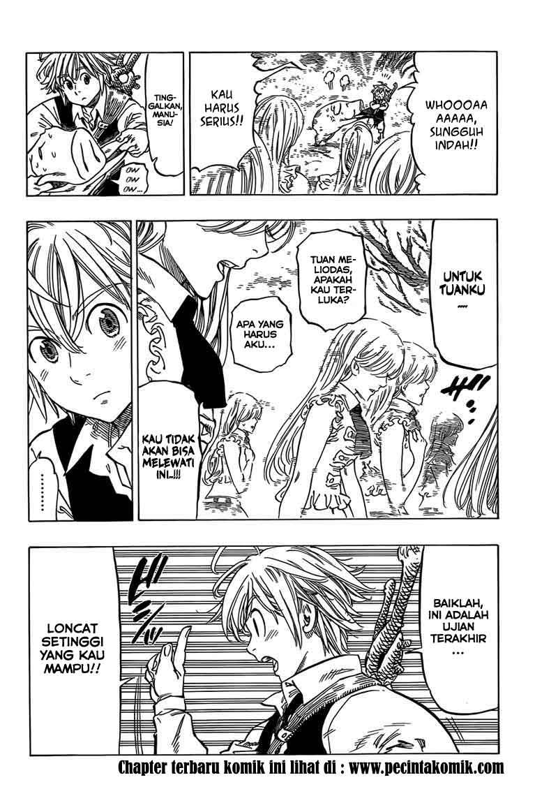 Nanatsu No Taizai: Chapter 4 - Page 12