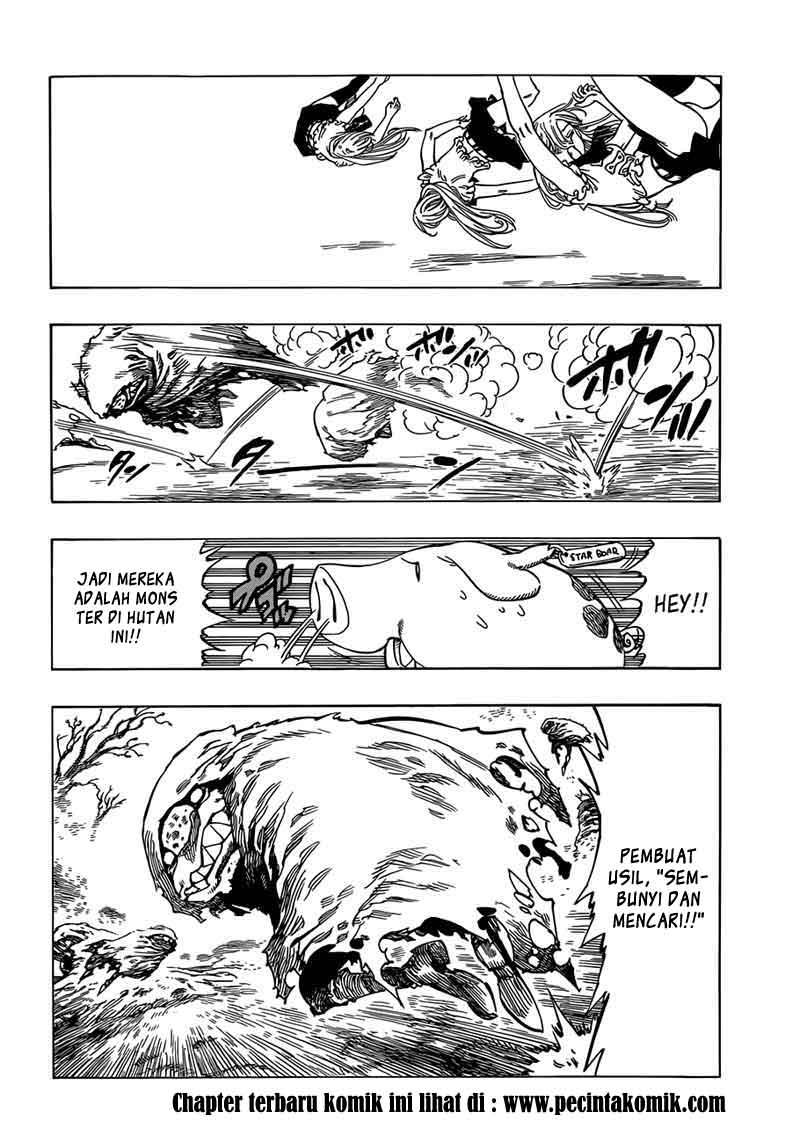 Nanatsu No Taizai: Chapter 4 - Page 15