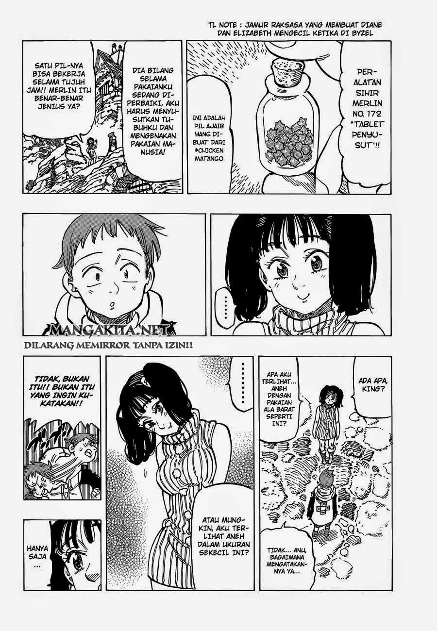 Nanatsu No Taizai: Chapter 102 - Page 7