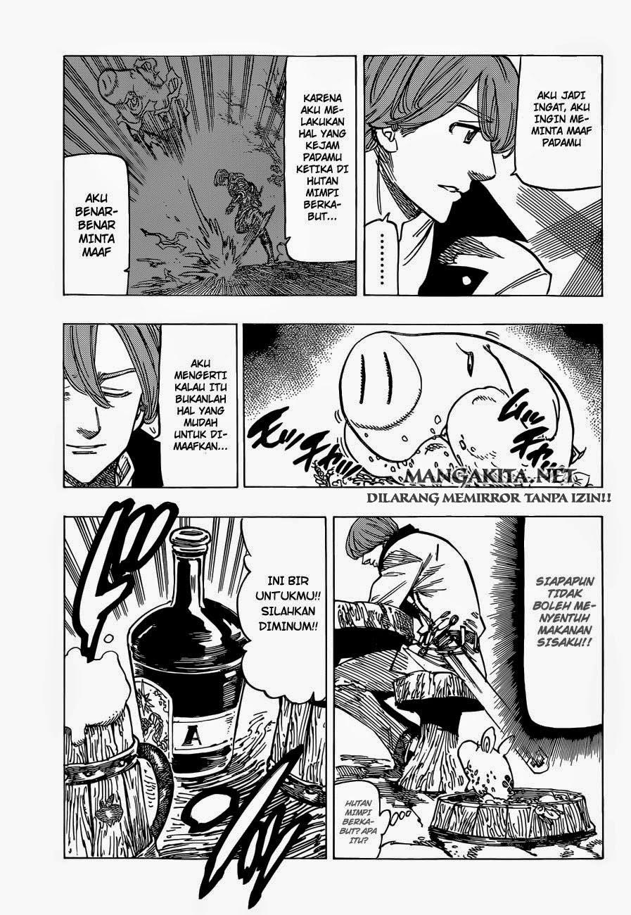 Nanatsu No Taizai: Chapter 102 - Page 12
