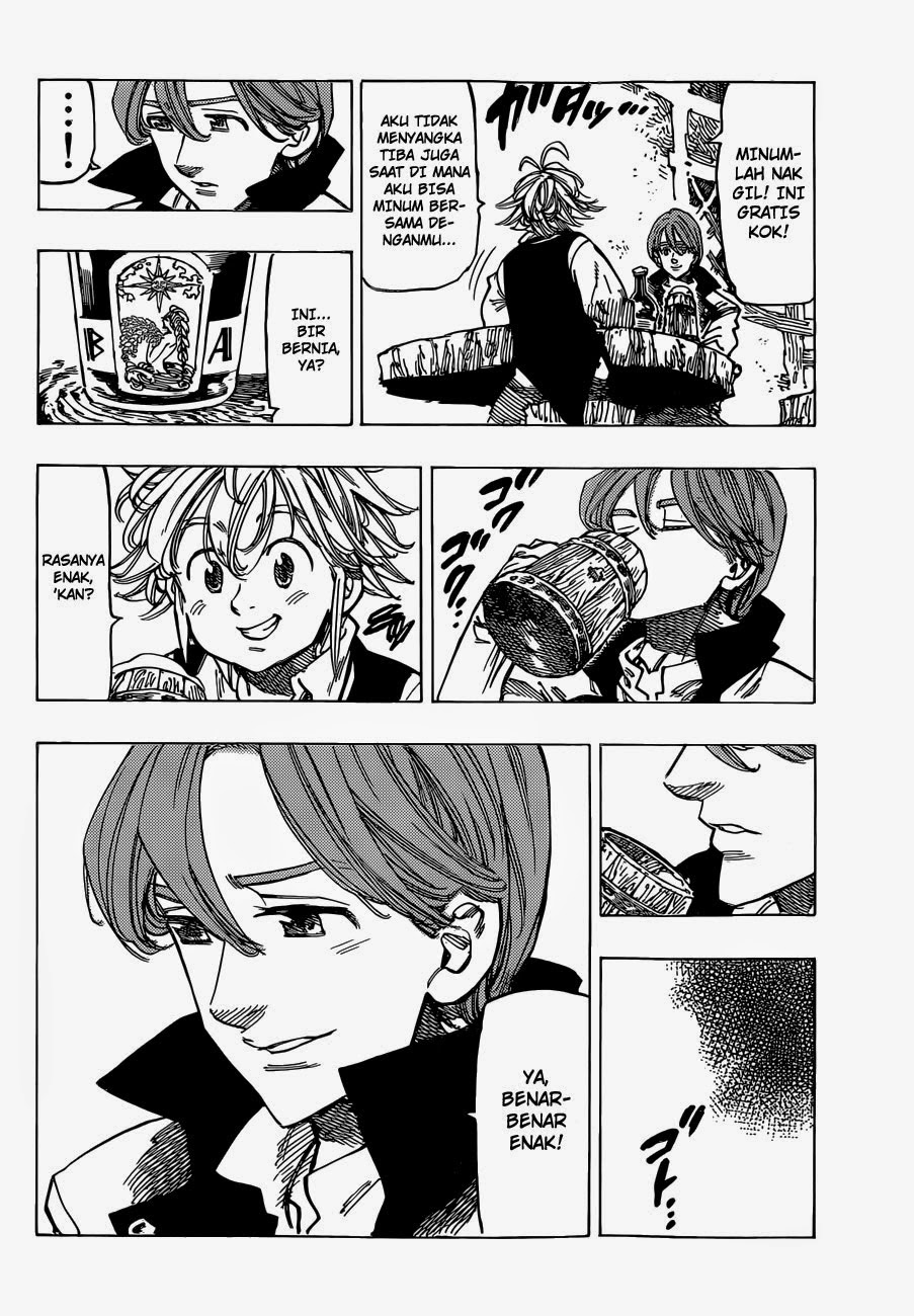 Nanatsu No Taizai: Chapter 102 - Page 13