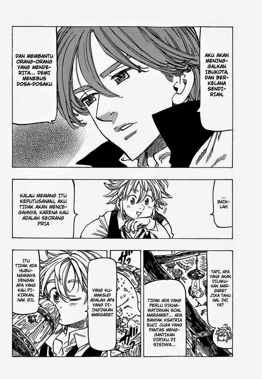 Nanatsu No Taizai: Chapter 102 - Page 15