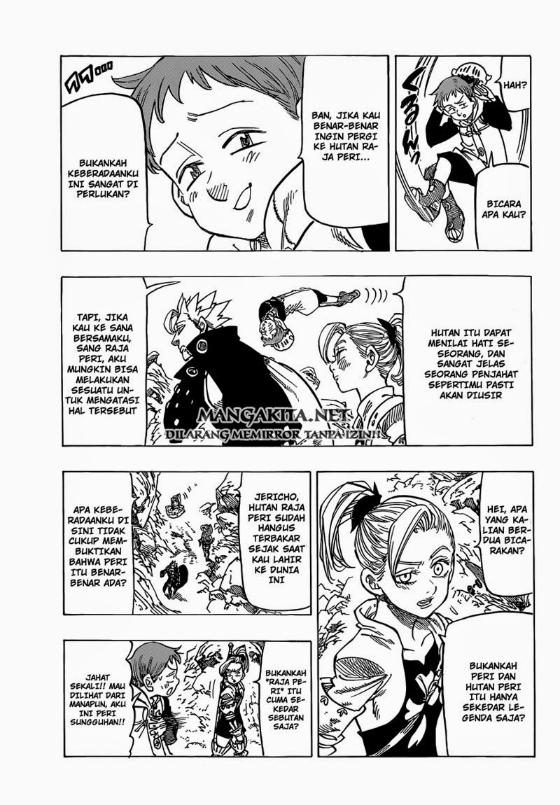 Nanatsu No Taizai: Chapter 104 - Page 12