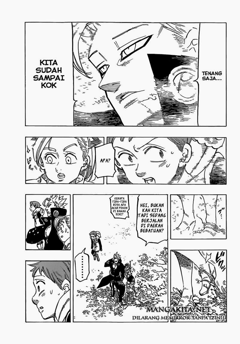 Nanatsu No Taizai: Chapter 104 - Page 14