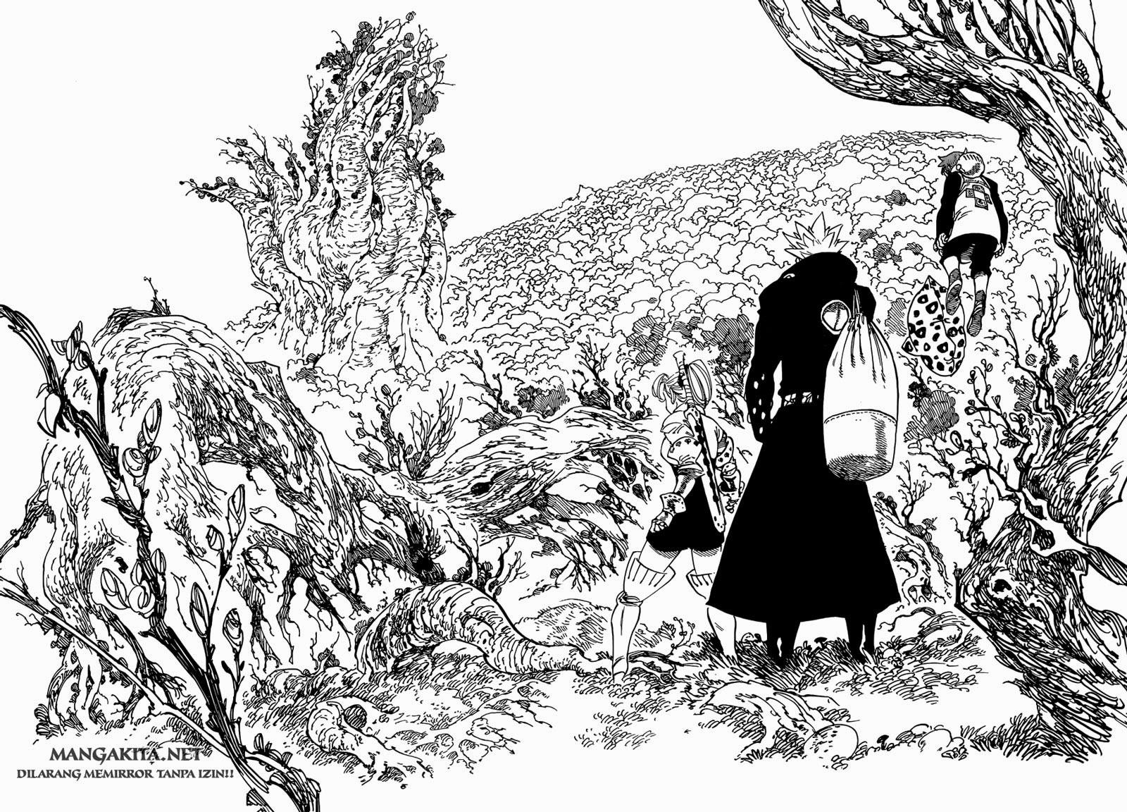 Nanatsu No Taizai: Chapter 104 - Page 15