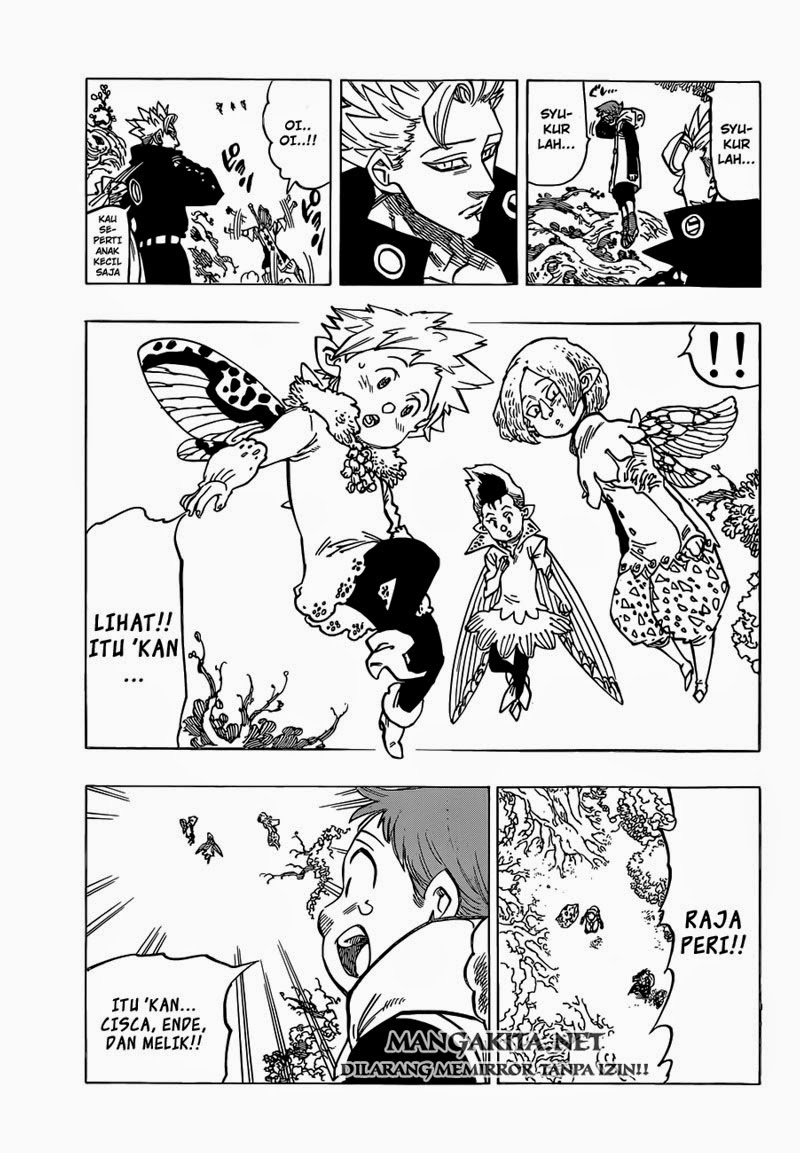 Nanatsu No Taizai: Chapter 104 - Page 17