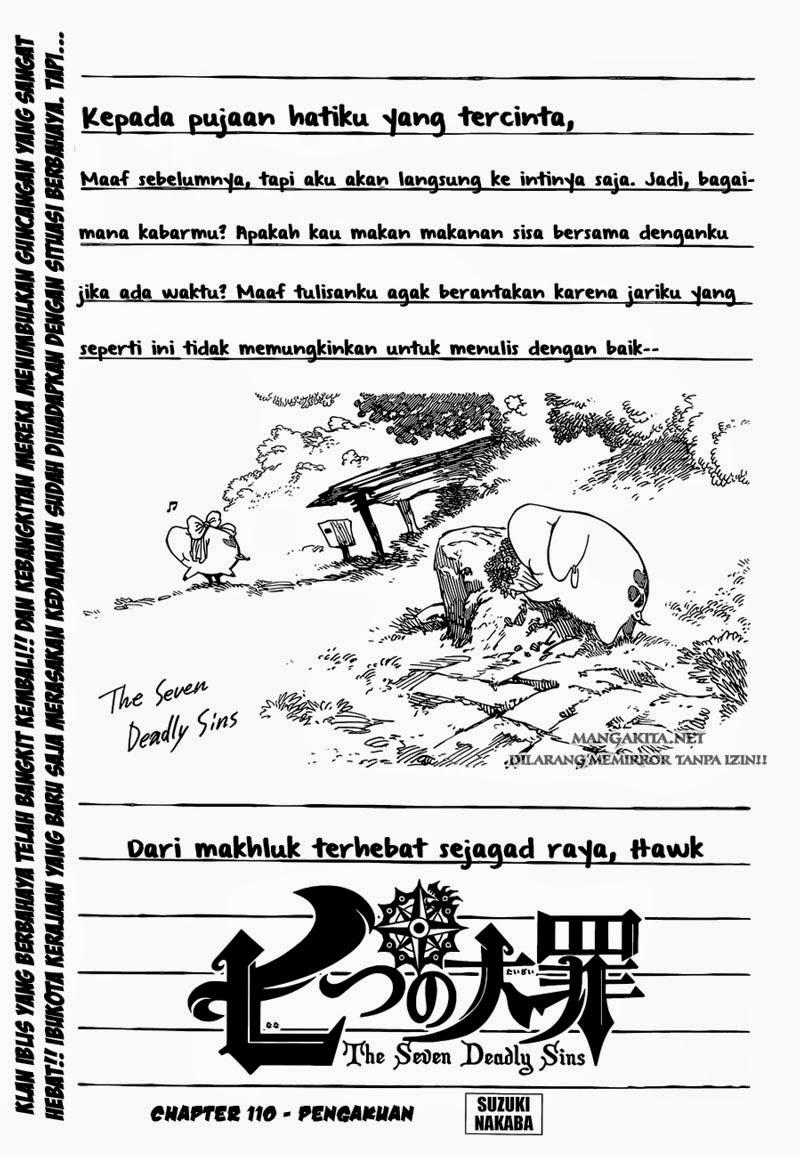 Nanatsu No Taizai: Chapter 110 - Page 2