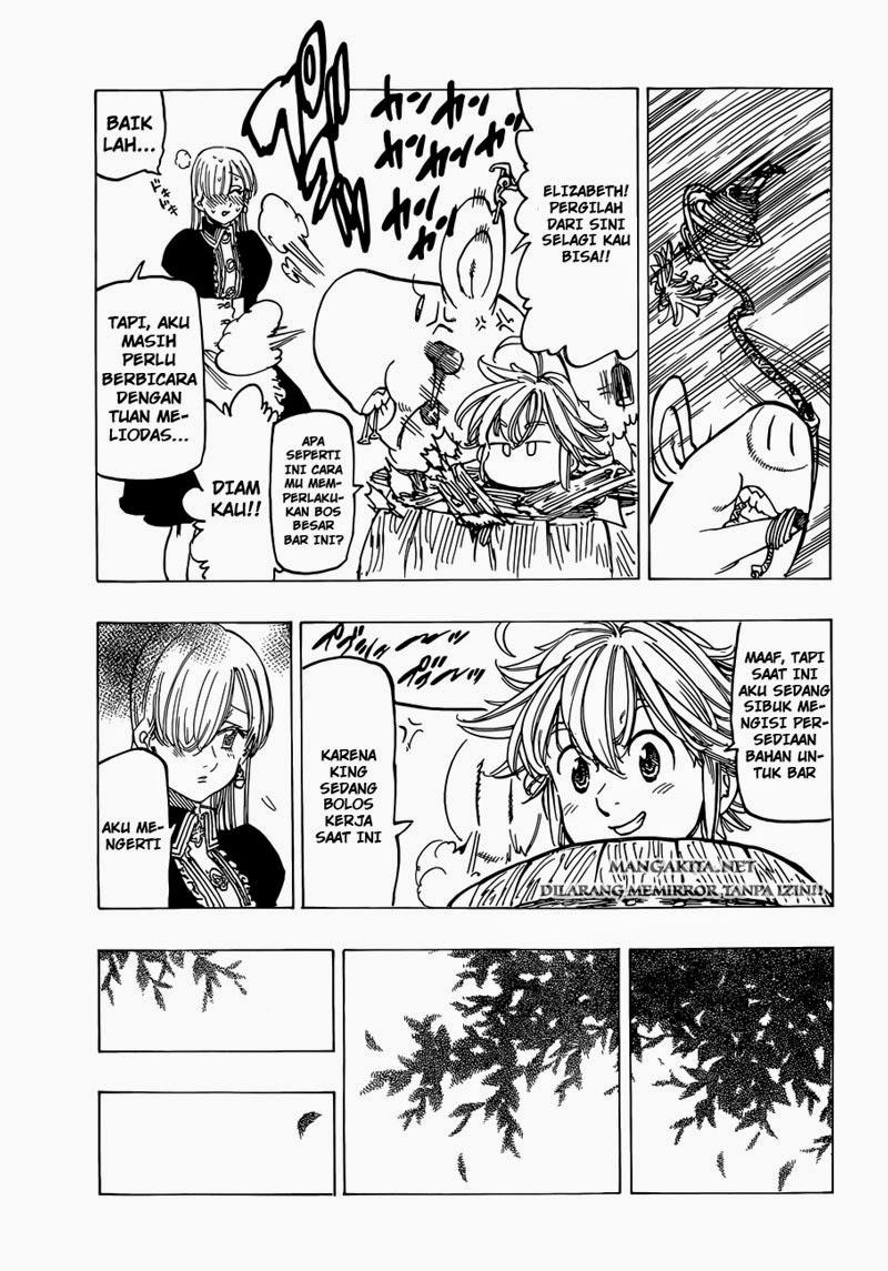 Nanatsu No Taizai: Chapter 110 - Page 12
