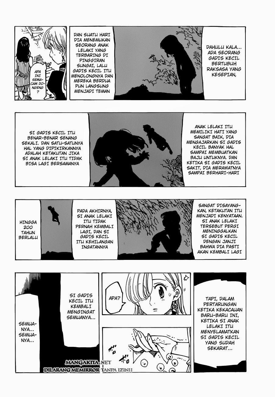 Nanatsu No Taizai: Chapter 110 - Page 19