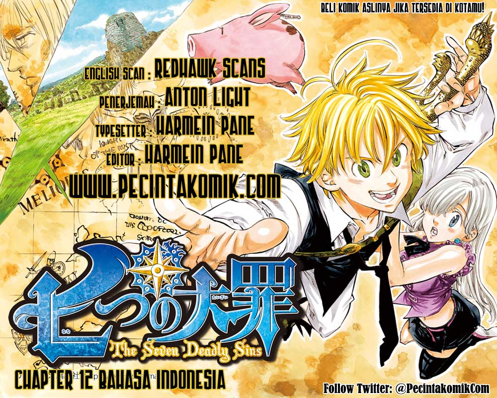 Nanatsu No Taizai: Chapter 12.0 - Page 1