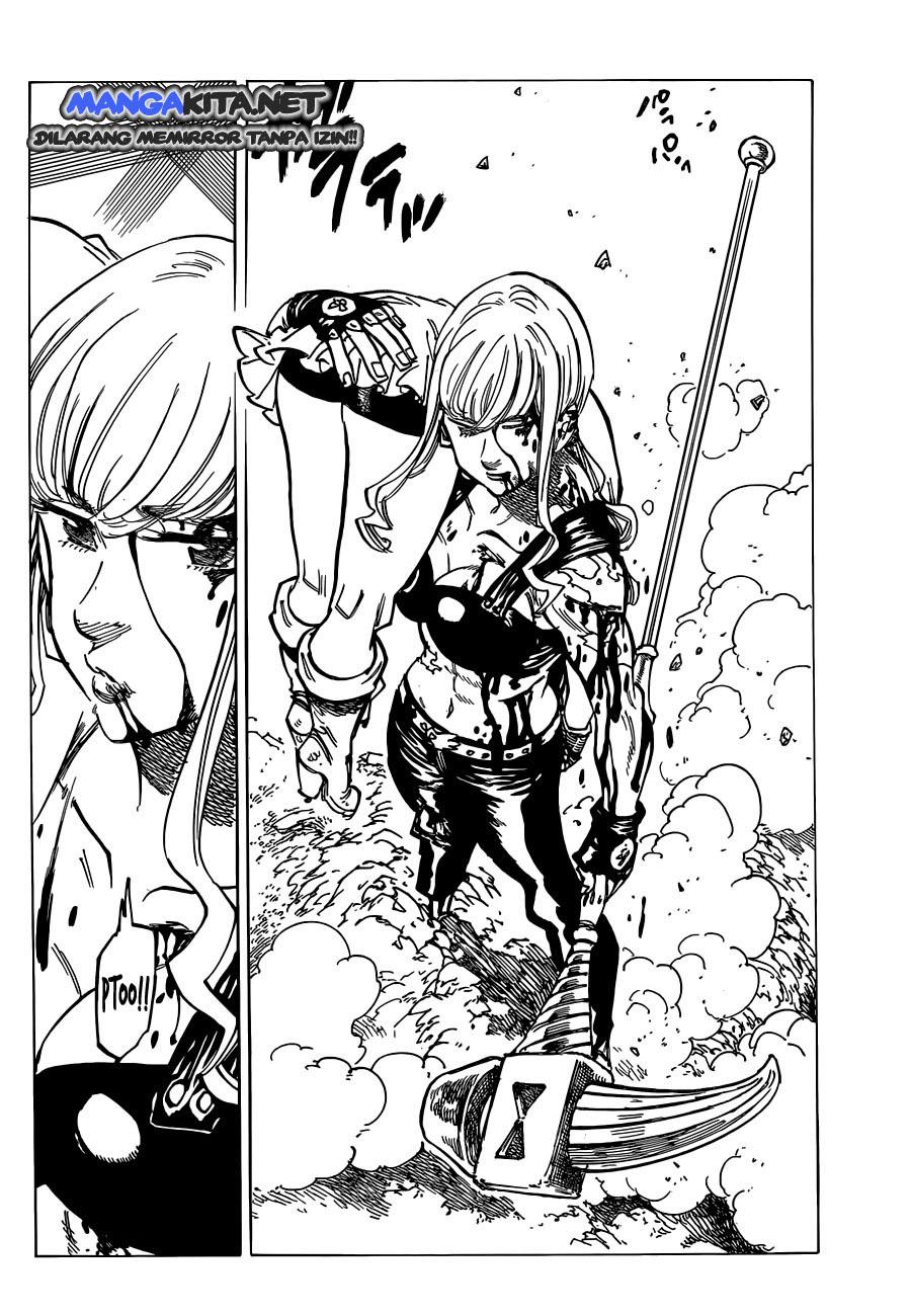 Nanatsu No Taizai: Chapter 128 - Page 21