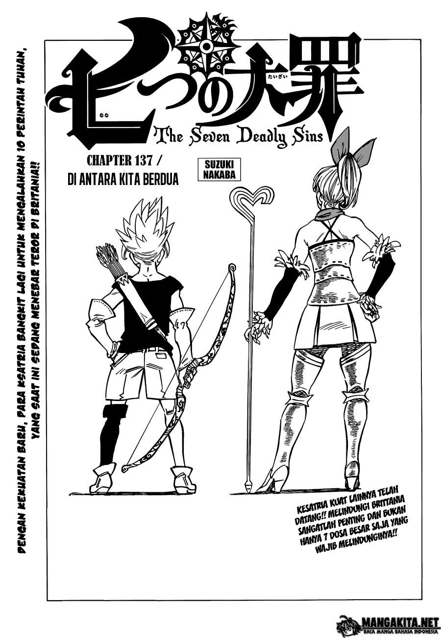Nanatsu No Taizai: Chapter 137 - Page 2