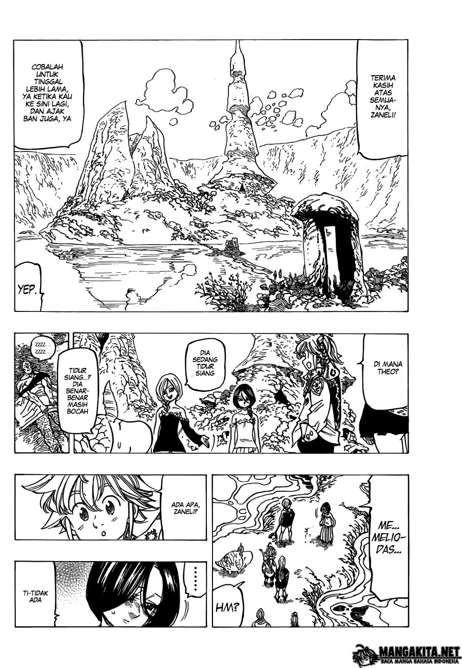 Nanatsu No Taizai: Chapter 137 - Page 3