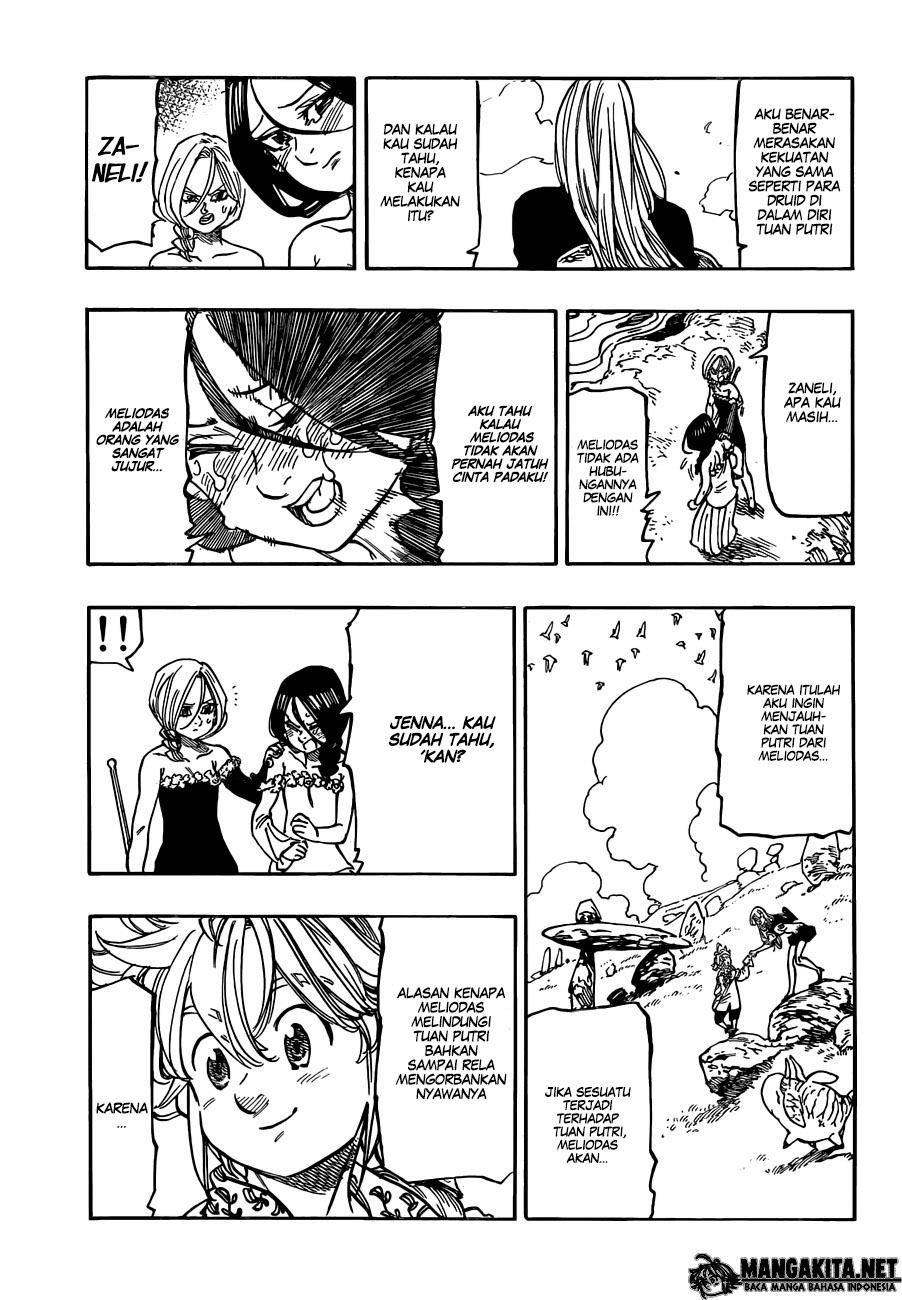 Nanatsu No Taizai: Chapter 137 - Page 8
