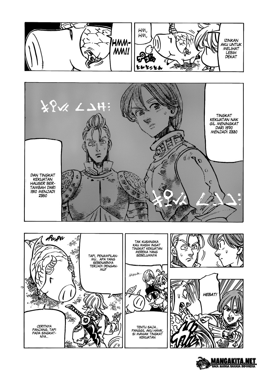 Nanatsu No Taizai: Chapter 137 - Page 11