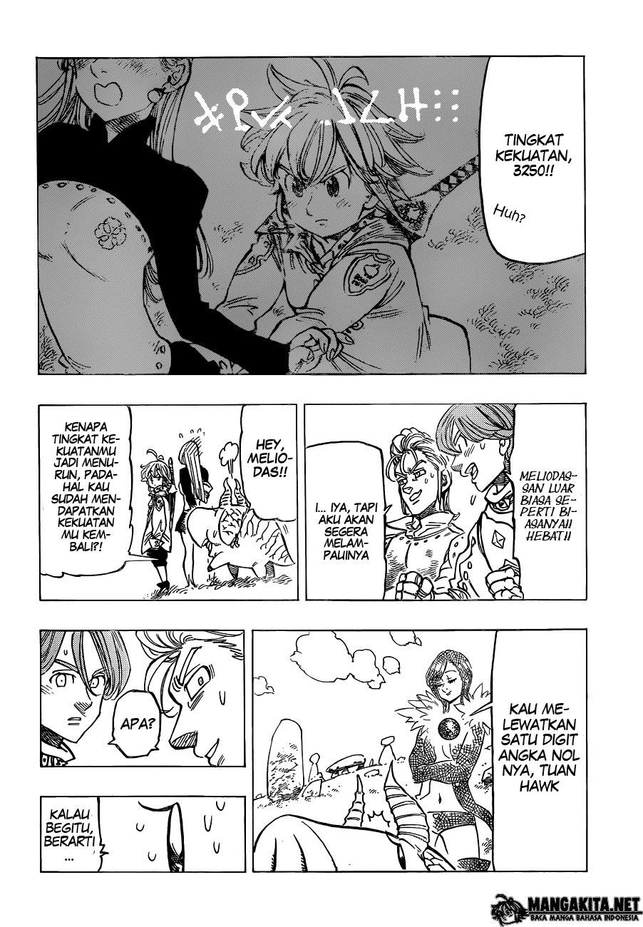 Nanatsu No Taizai: Chapter 137 - Page 14