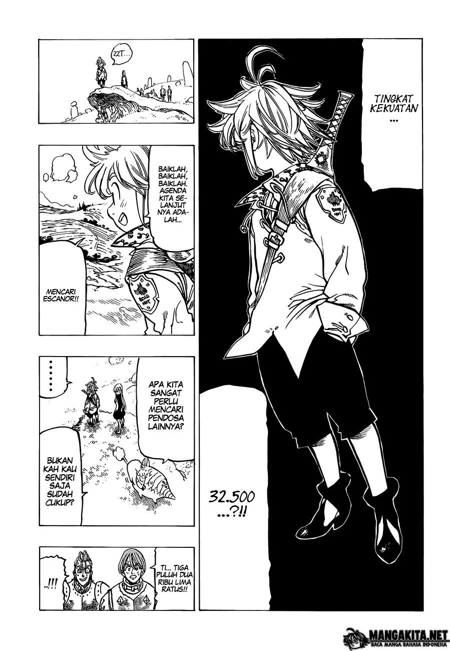 Nanatsu No Taizai: Chapter 137 - Page 15