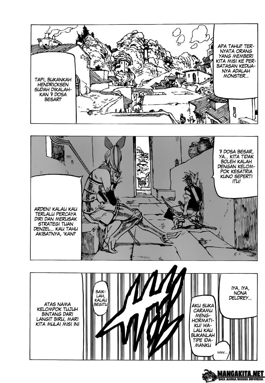 Nanatsu No Taizai: Chapter 137 - Page 19
