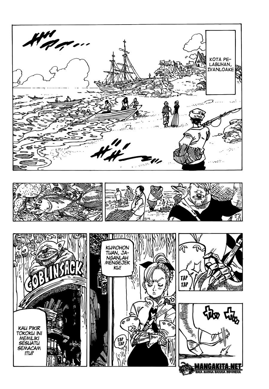 Nanatsu No Taizai: Chapter 138 - Page 21