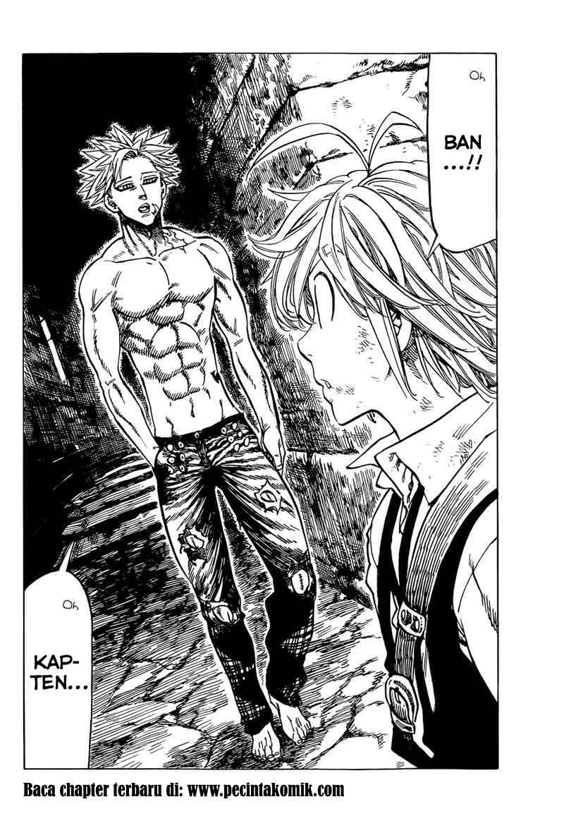 Nanatsu No Taizai: Chapter 15 - Page 11