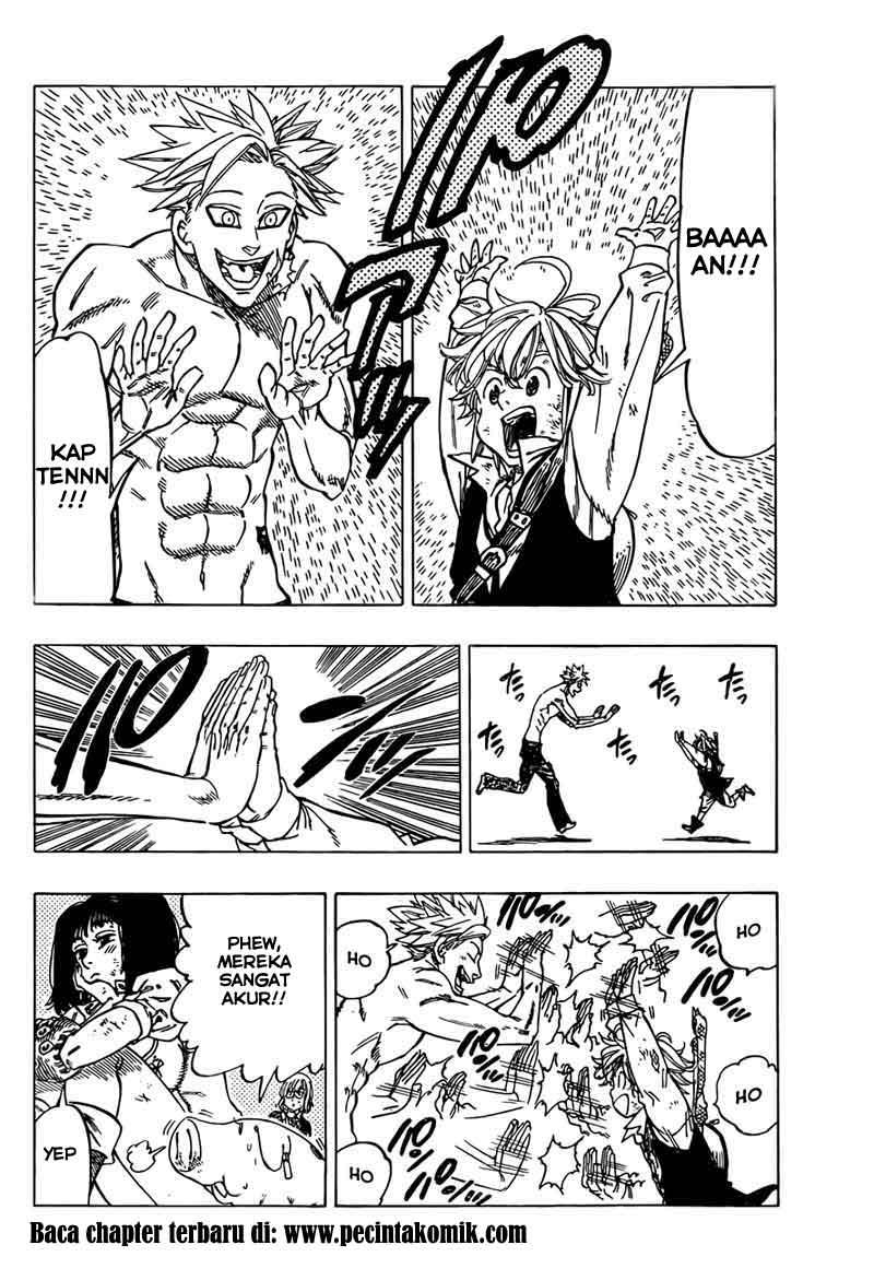 Nanatsu No Taizai: Chapter 15 - Page 13