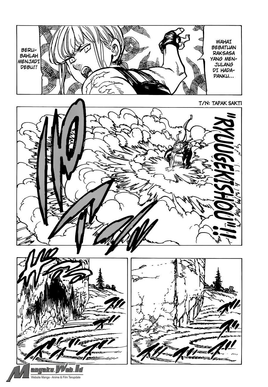 Nanatsu No Taizai: Chapter 155 - Page 8