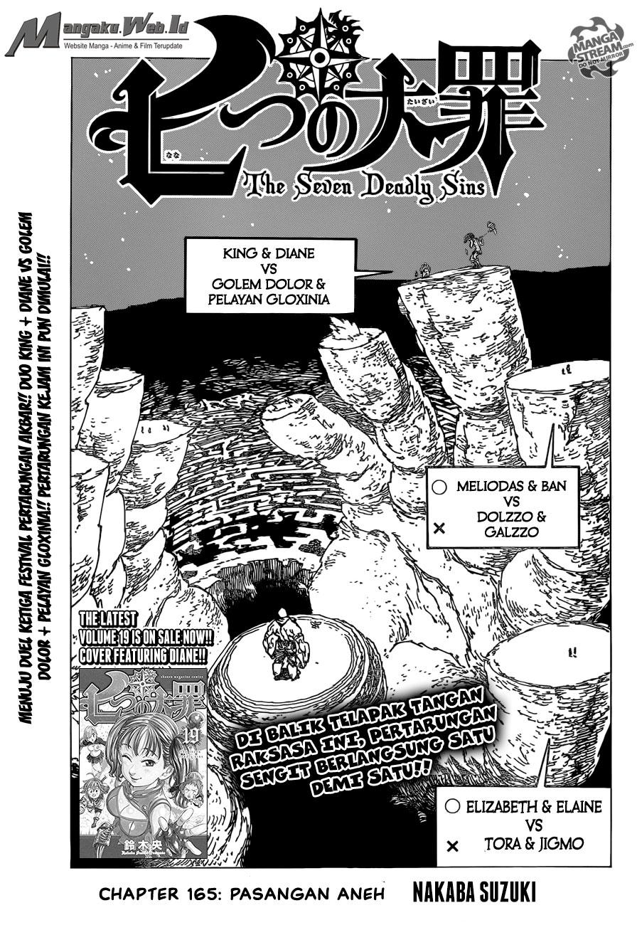 Nanatsu No Taizai: Chapter 165 - Page 2