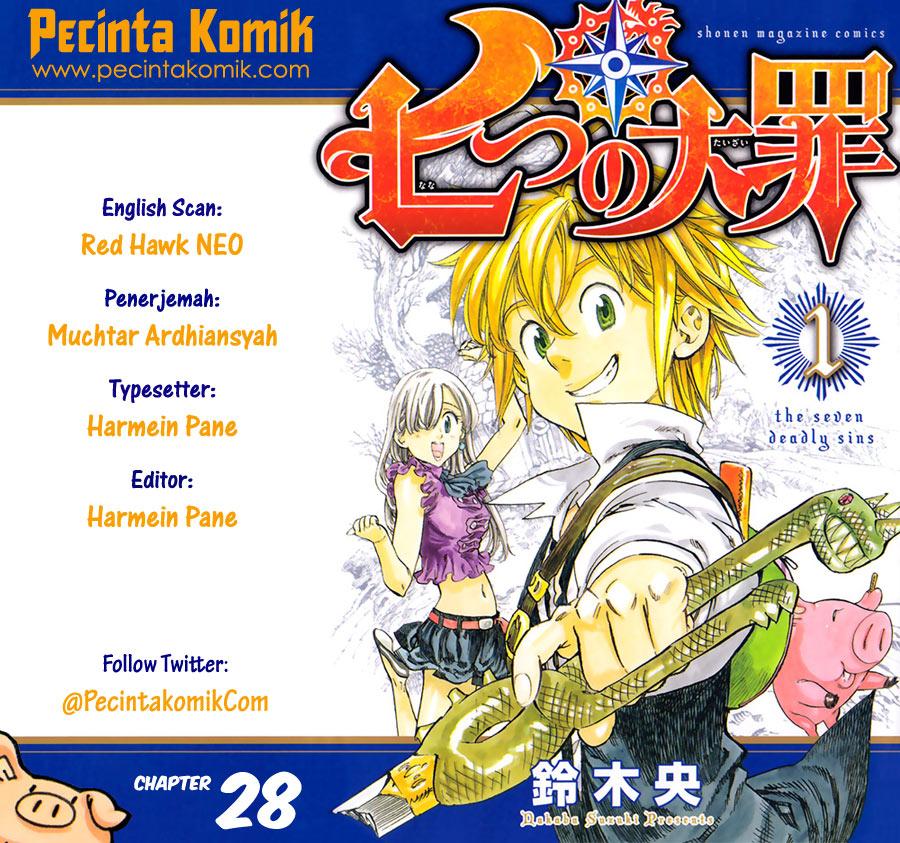 Nanatsu No Taizai: Chapter 28 - Page 1