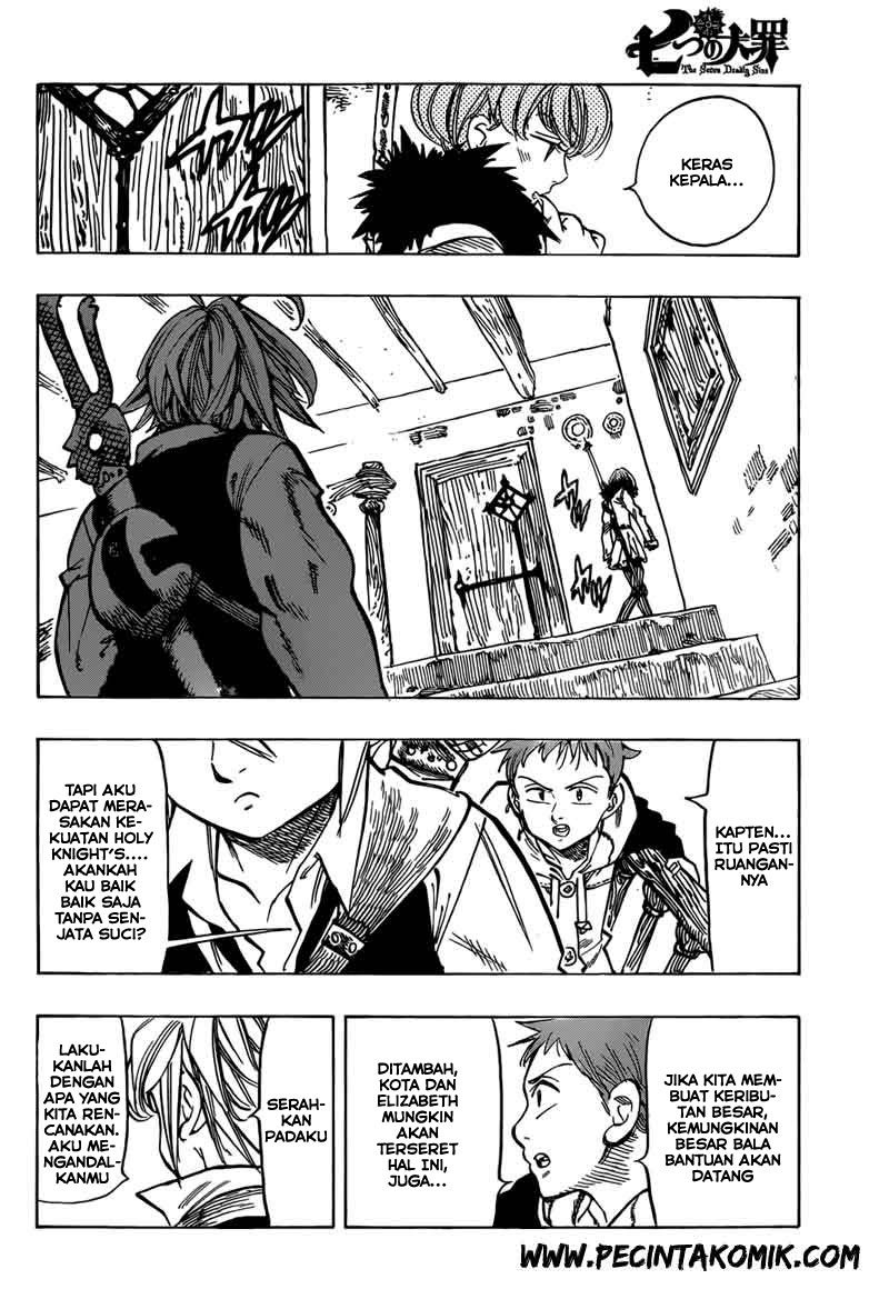 Nanatsu No Taizai: Chapter 28 - Page 11