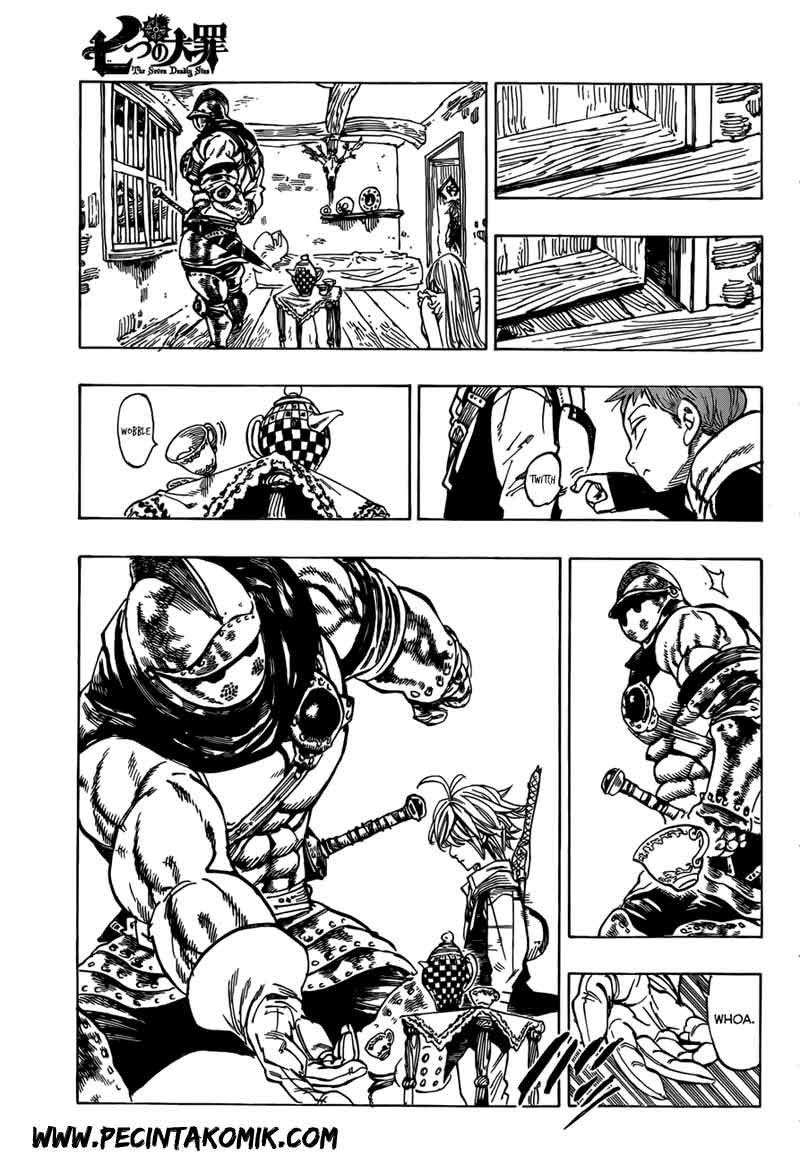 Nanatsu No Taizai: Chapter 28 - Page 12