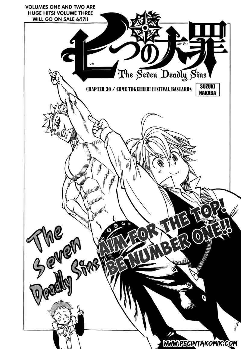 Nanatsu No Taizai: Chapter 30 - Page 2