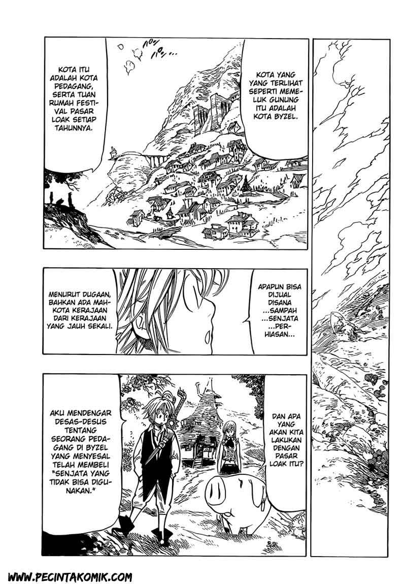 Nanatsu No Taizai: Chapter 30 - Page 10