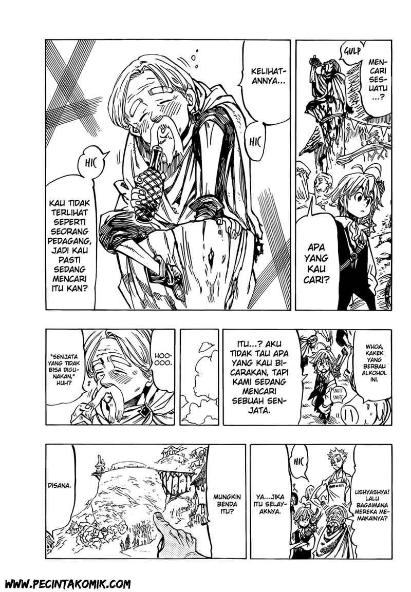 Nanatsu No Taizai: Chapter 30 - Page 14