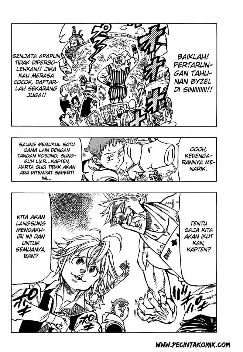 Nanatsu No Taizai: Chapter 30 - Page 15