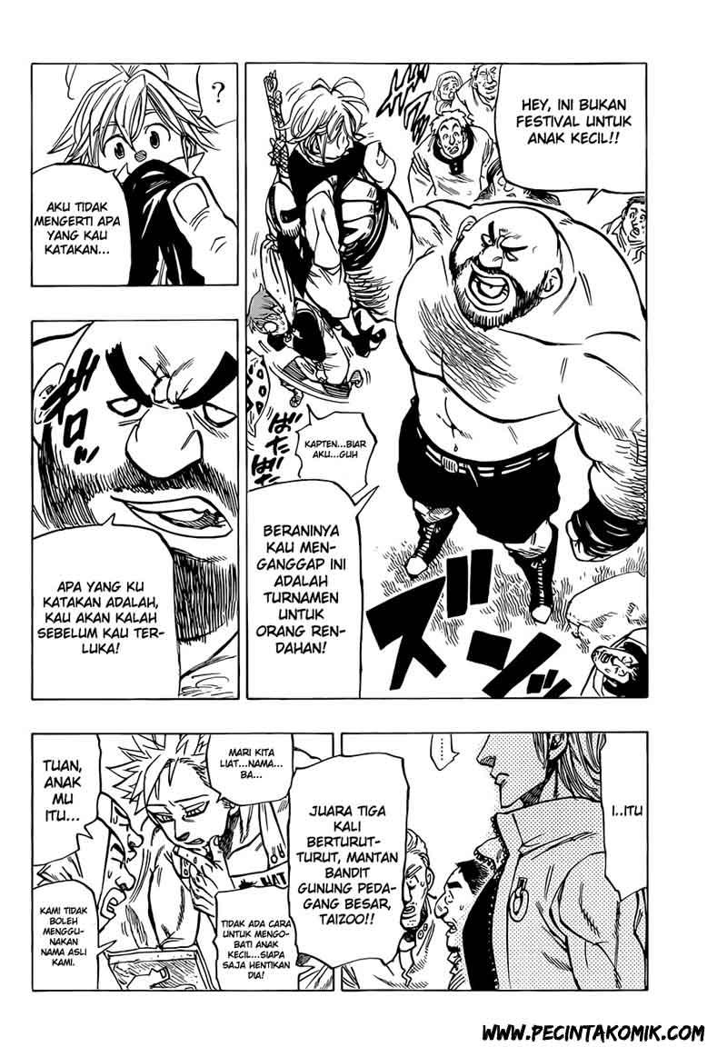 Nanatsu No Taizai: Chapter 30 - Page 17