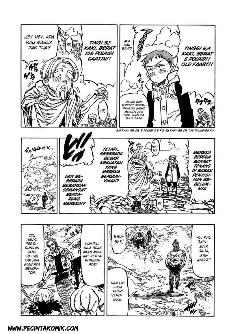 Nanatsu No Taizai: Chapter 33 - Page 21