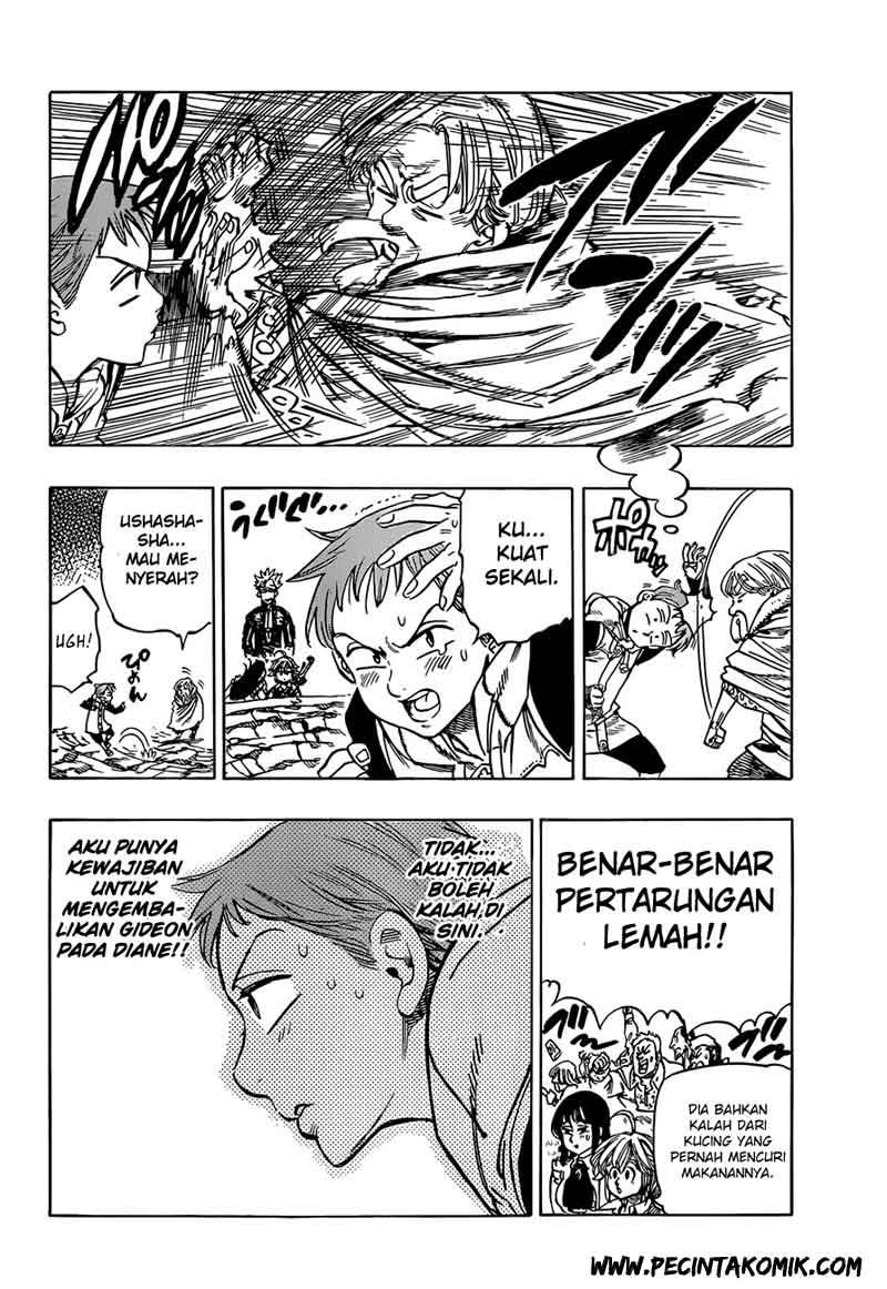 Nanatsu No Taizai: Chapter 33 - Page 24