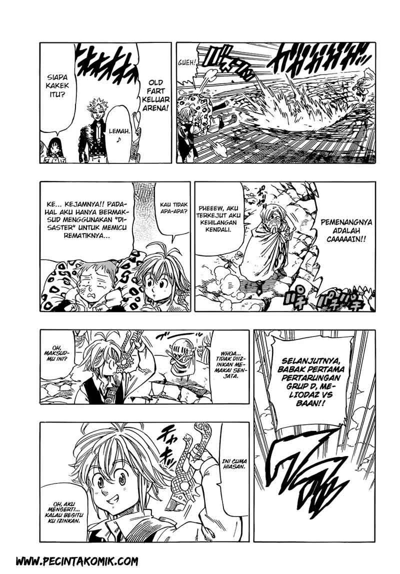 Nanatsu No Taizai: Chapter 33 - Page 27