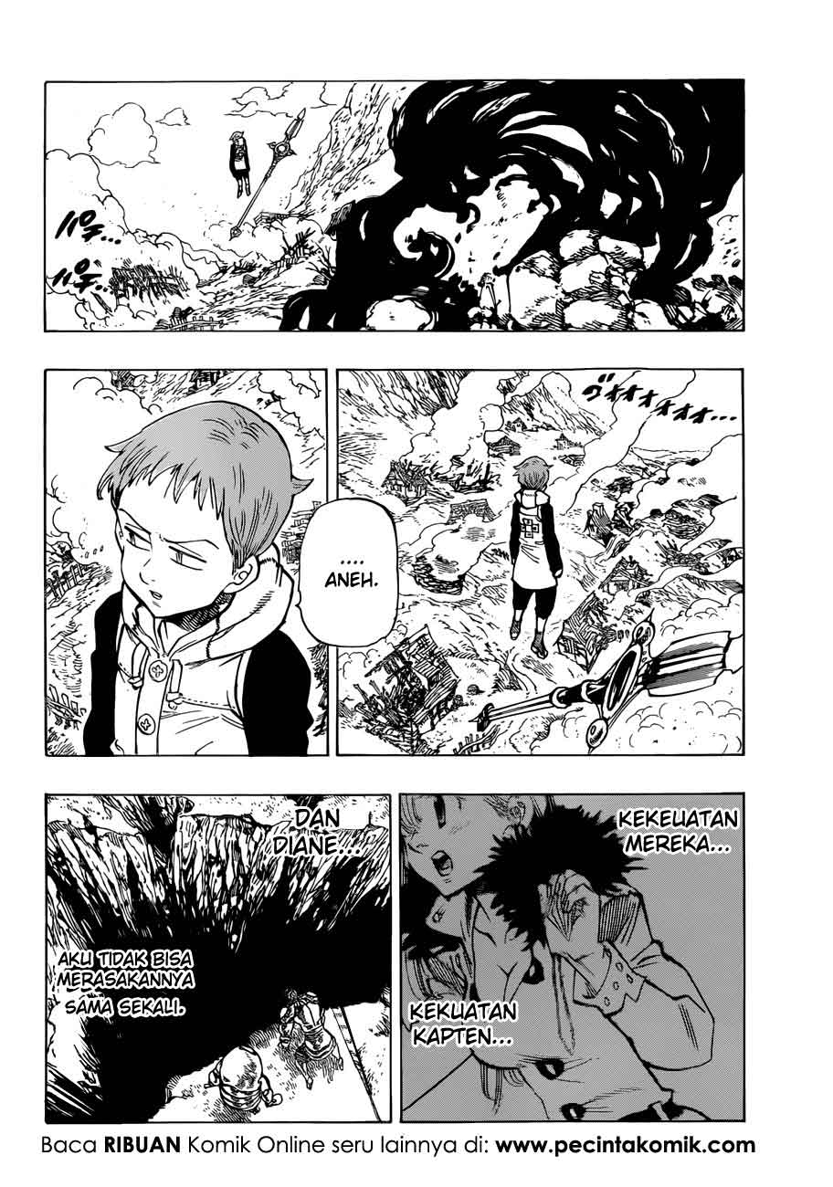 Nanatsu No Taizai: Chapter 44 - Page 9