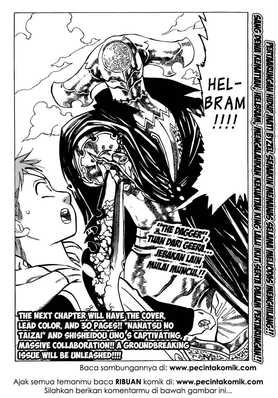 Nanatsu No Taizai: Chapter 44 - Page 21