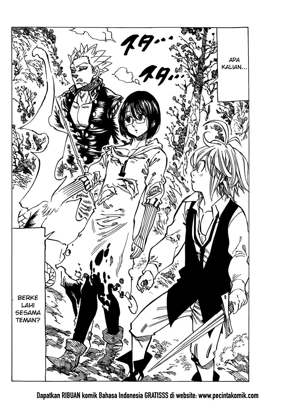 Nanatsu No Taizai: Chapter 56 - Page 19
