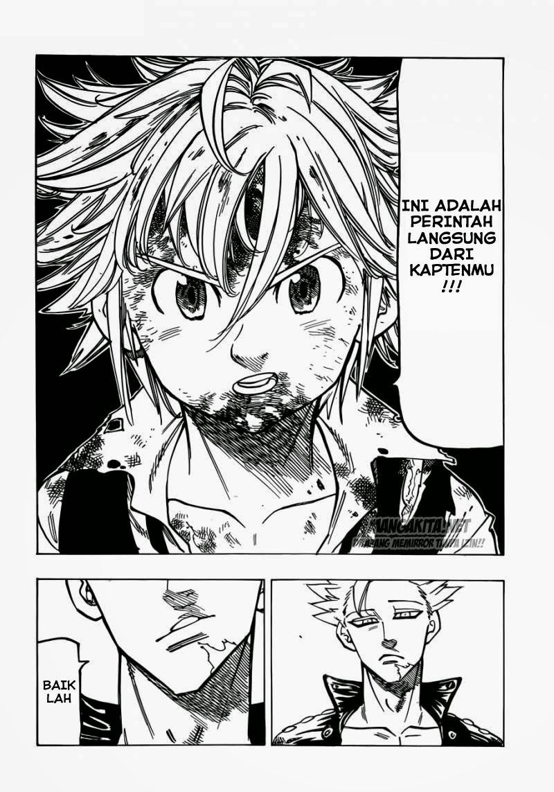 Nanatsu No Taizai: Chapter 88 - Page 15