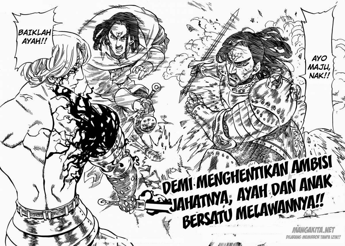 Nanatsu No Taizai: Chapter 88 - Page 19
