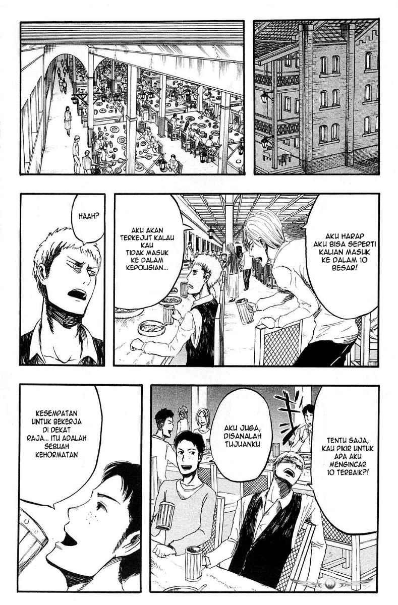 Shingeki No Kyojin: Chapter 3 - Page 3