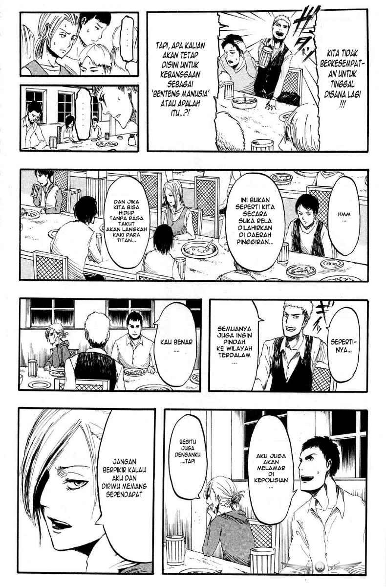 Shingeki No Kyojin: Chapter 3 - Page 5